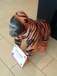 Go Go Gorilla - Gorilla in Disguise, Norwich
