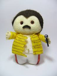 Toy Freddie Mercury