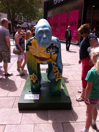 Go Go Gorilla Ray - Norwich