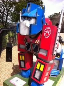 Go Go Gorilla Optimus Primate, Norwich