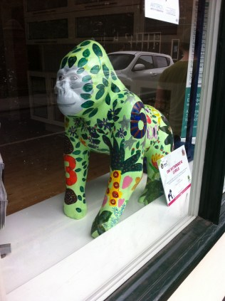 Go Go Gorilla, Norwich