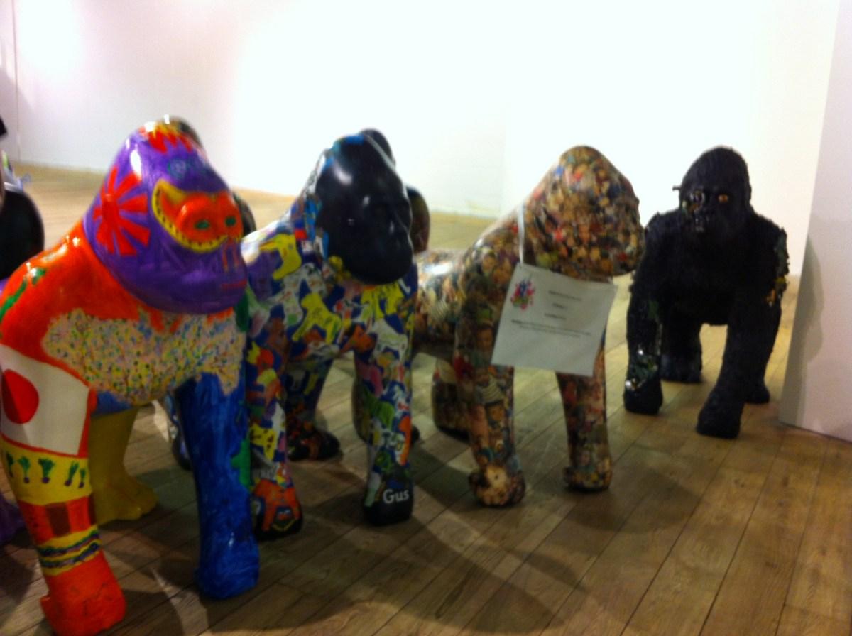 Go Go Gorillas - Norwich