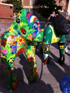 Go Go Gorillas Garden Gorilla and Mr Carrow - Norwich