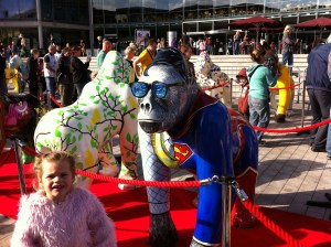 Go Go Gorillas The Ape'd Crusader - Norwich