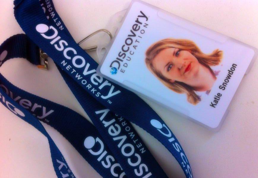 Kate Snowdon Discovery education
