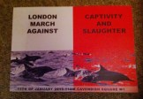 London March against Captivity and Slaughter