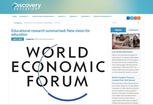 discovery blogs