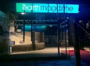 BBC earth mag launch venue