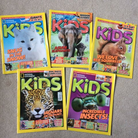 NG Kids magazine UK