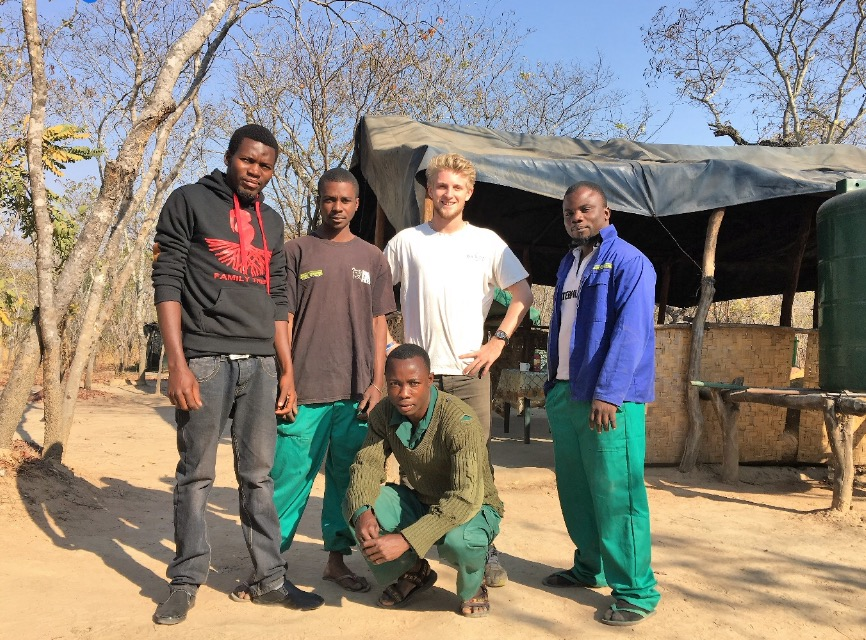 Volunteering with the Zambia Primate Project — Guest post by Tom Hicks