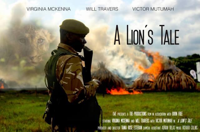 A Lion's Tale film poster