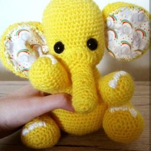 consewvation-elephant-design-yellow-elephants-in ears