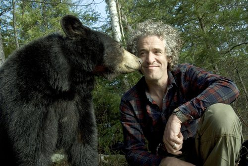 Gordon Buchanan: Animals, cameras and family values