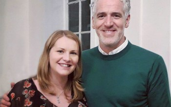 Kate on Conservation and Gordon Buchanan at Royal Geographical Society