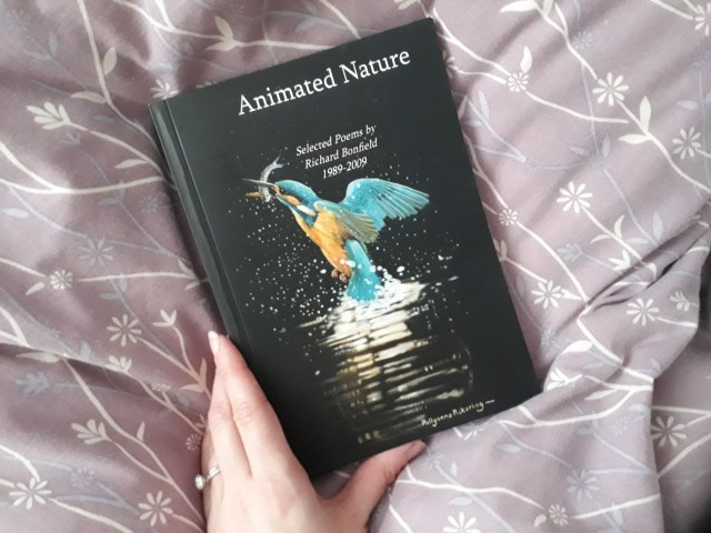 Animated Nature book by Richard Bonfield