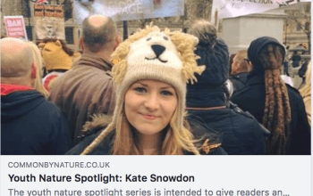common by nature interview with kate on conservation