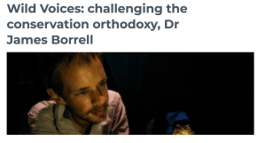 Dr-James-Borrell-Wild-Voices-Project-Kate-on-Conservation