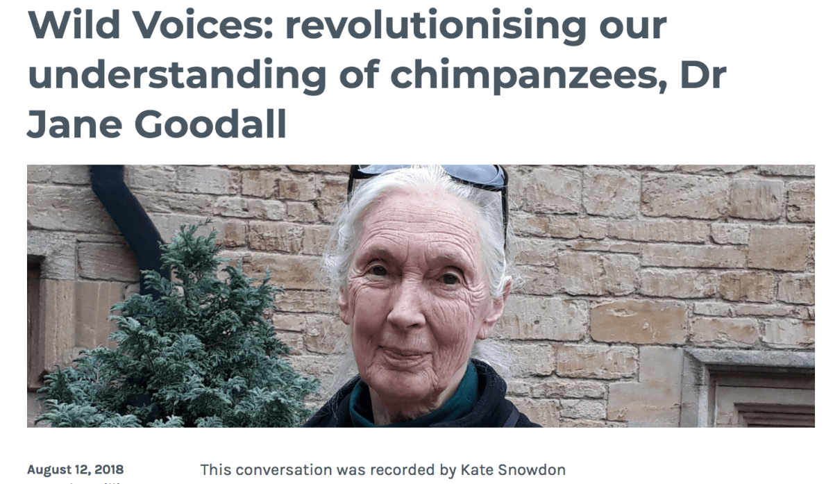 Dr-Jane-Goodall-Wild-Voices-Project