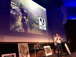 Niall McCann, Conservation for National Park Rescue Director at How Many Elephants