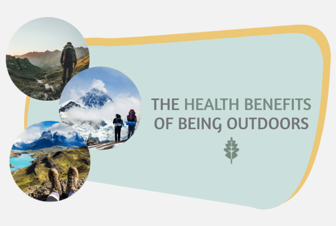 The Health Benefits of Going Outdoors: Guest post