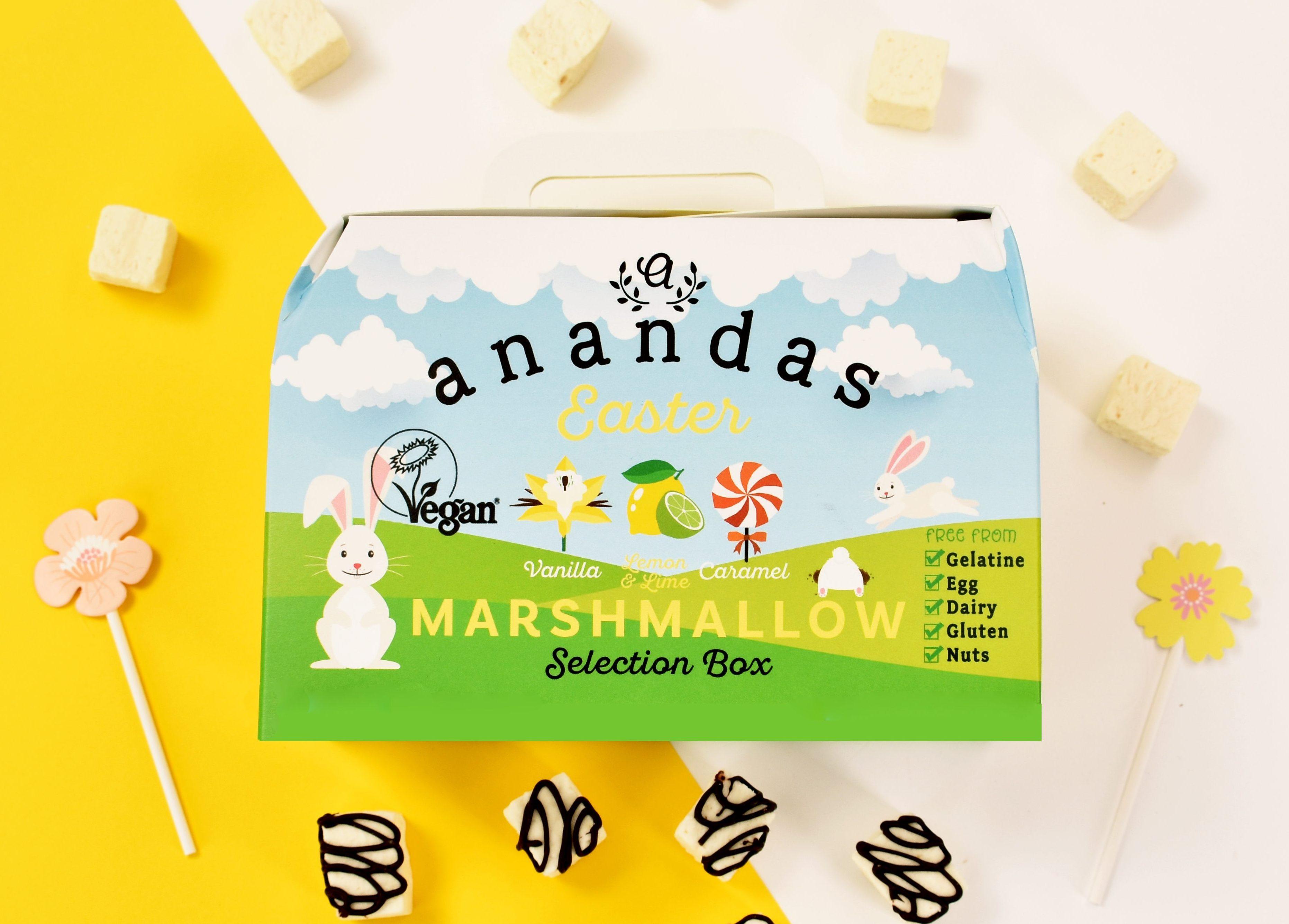 Amanda Foods Easter mallow box
