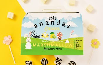 Amanda Foods Easter mallow box