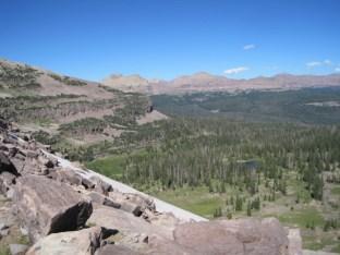 Uintas Rock Creek Basin Sept 2011 035
