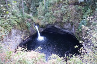 punch bowl falls