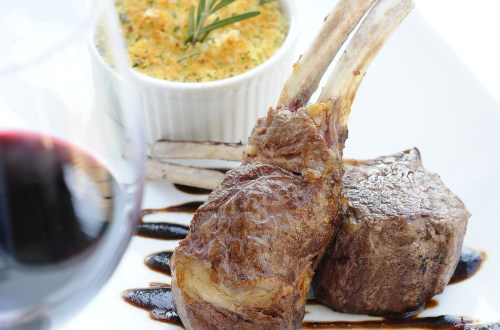 Easy Rack Of Lamb Recipe