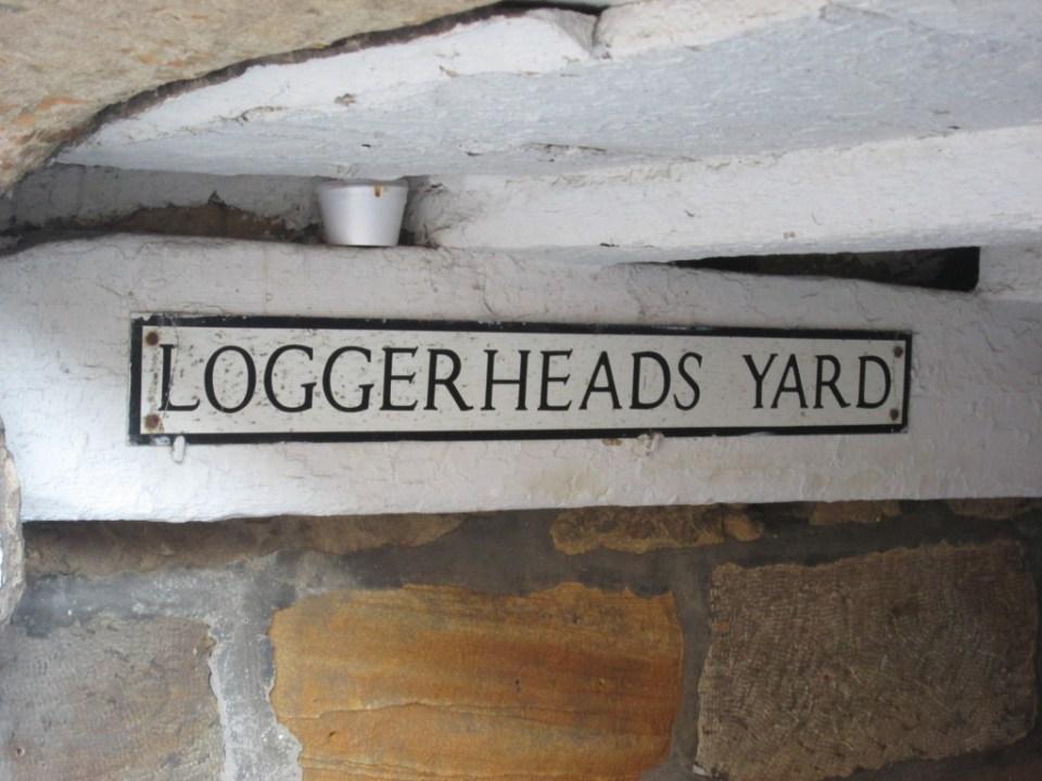 Loggerheads Yard