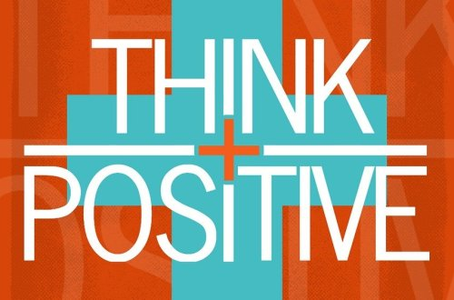 Positive Thinking As A Mum