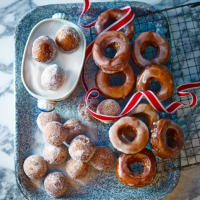 Christmas DoughNuts Recipe