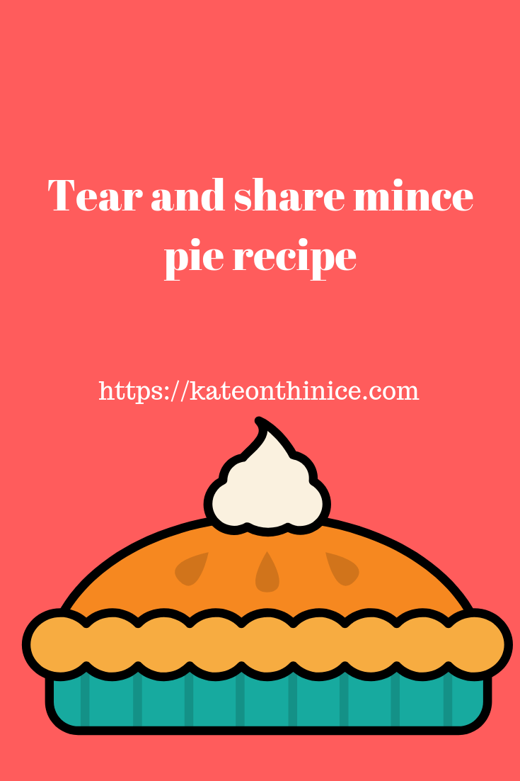 Tear  And Share Mince Pie Recipe