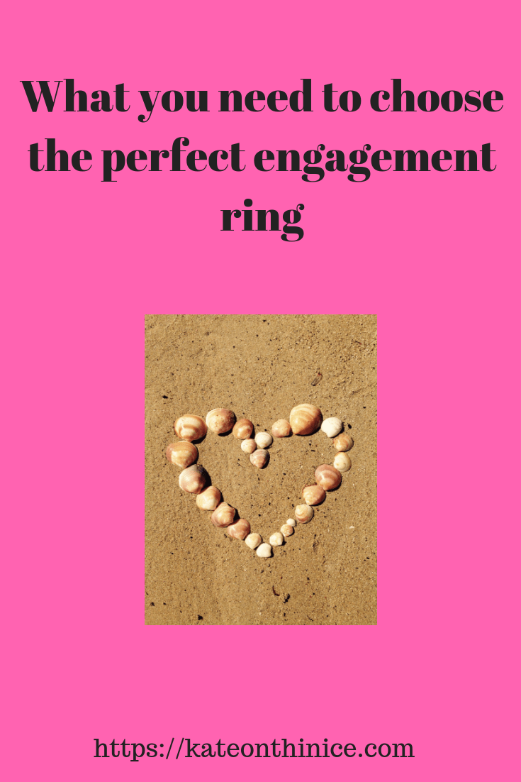 What You Need To Choose The Perfect Engagement Ring
