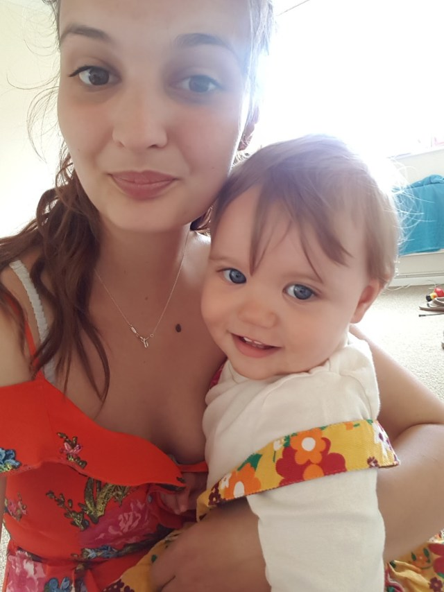 Struggling as a mum and then helping others - Sarah's story