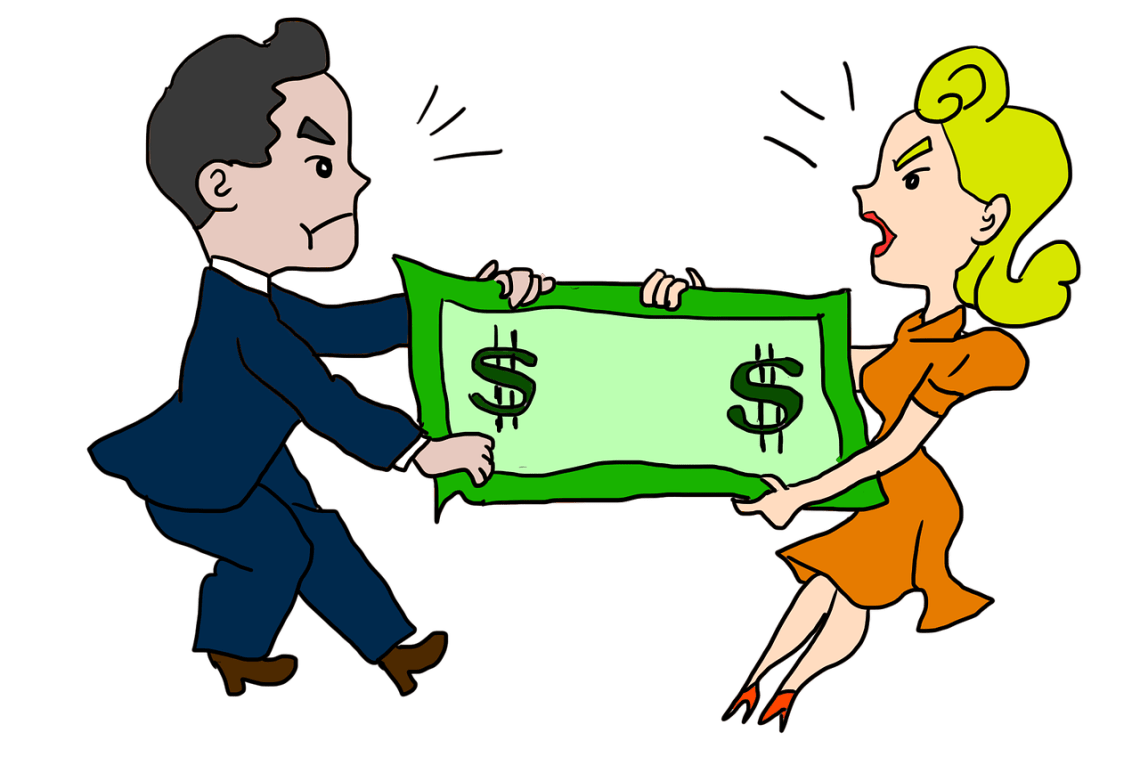 How To Handle Money In Relationships