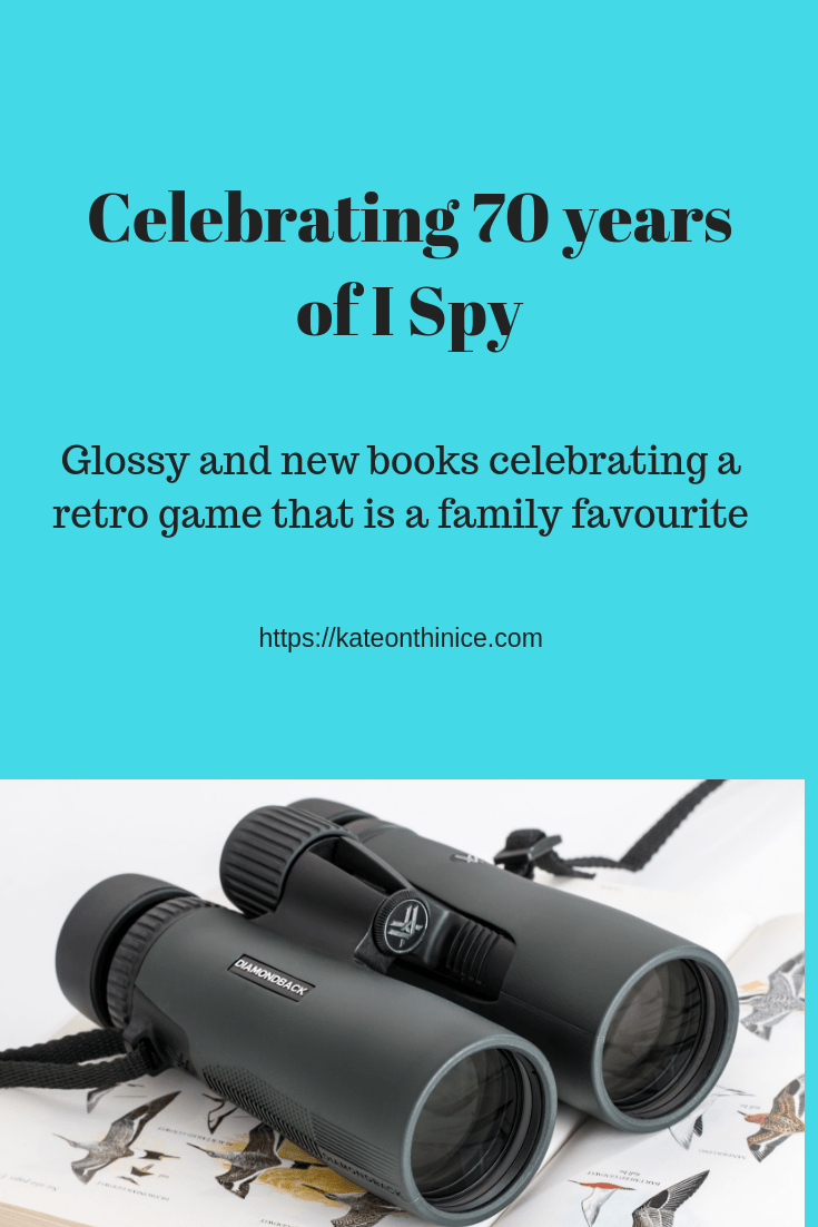 Celebrating 70 Years Of I Spy