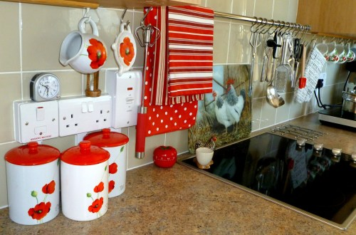 Jazzing Up Your Kitchen On A Budget