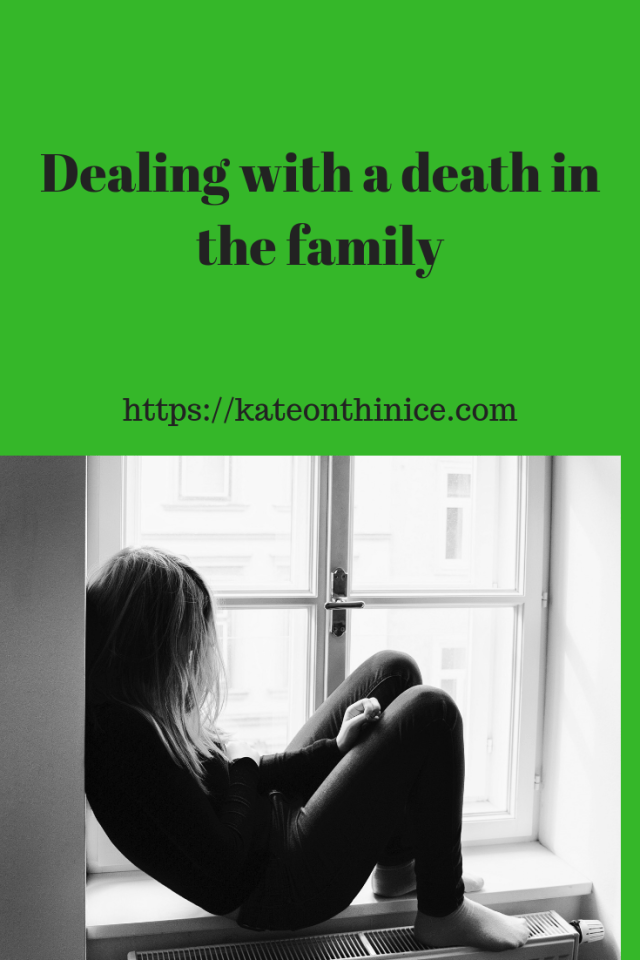 Dealing With A Death In The Family