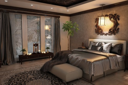 Winter Bedroom Tips On A Budget