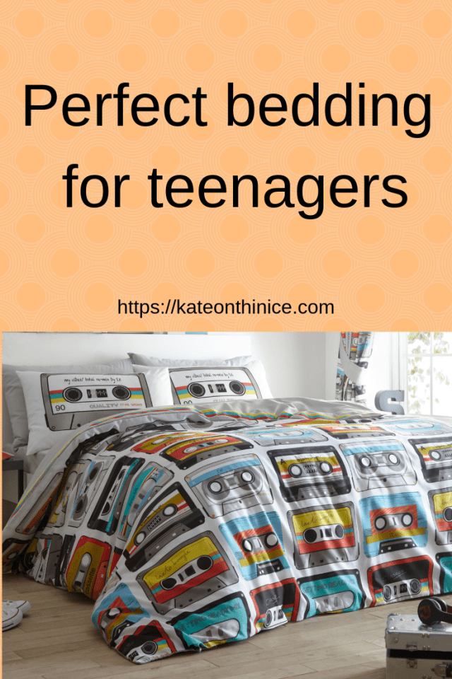 Perfect Bedding For Teenagers