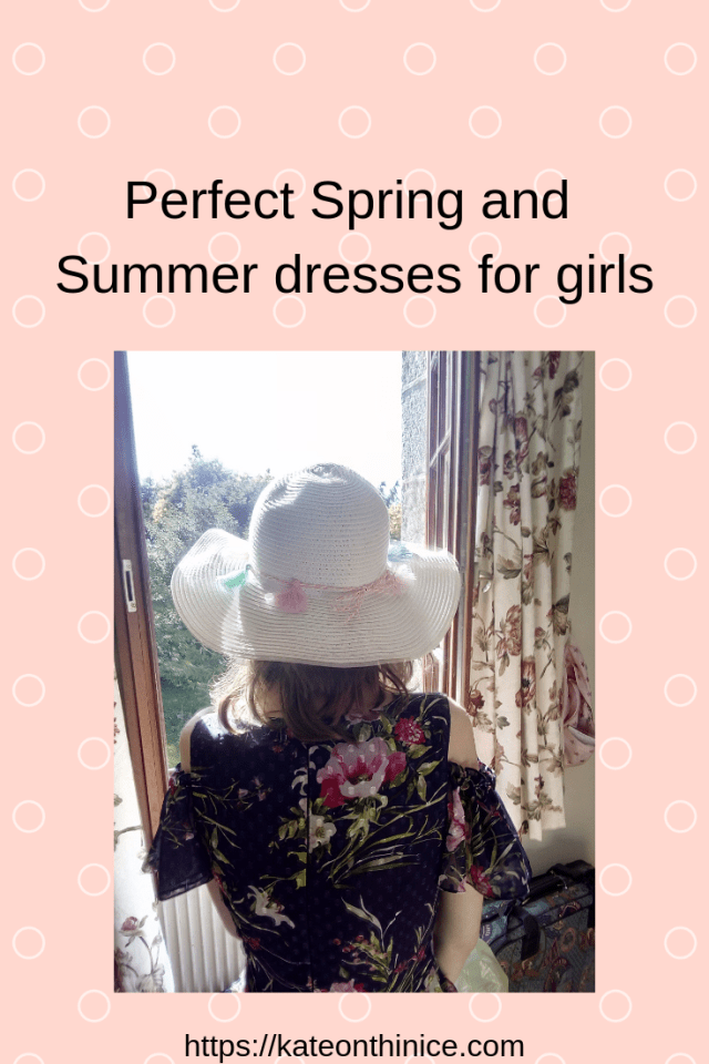 Perfect Spring And Summer Dresses For Teenage Girls. Beautiful floral party and occasion wear