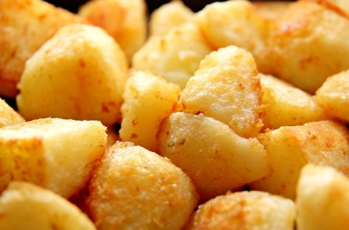 Fancy Roast Potatoes Recipe