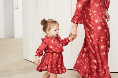 Matching Outfits For Mum And Child