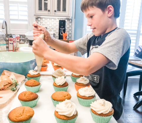 kid entrepreneur bake sales
