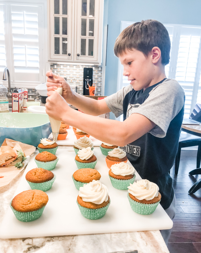 kid entrepreneur bake sales