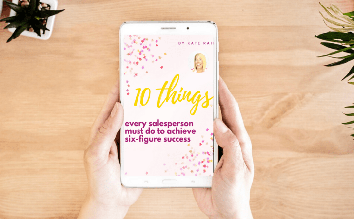 kate-Raidt-ebook-10-things-every-salesperson-must-do