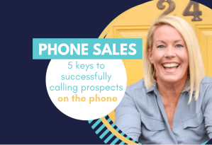 phone sales tips calling prospects