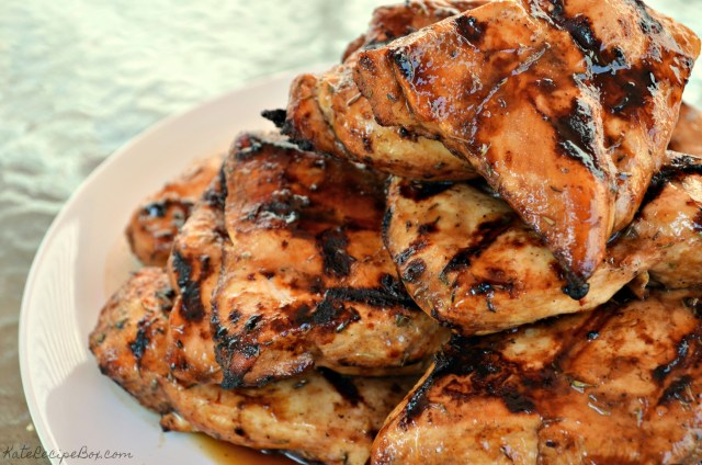 Grilled Chicken 1