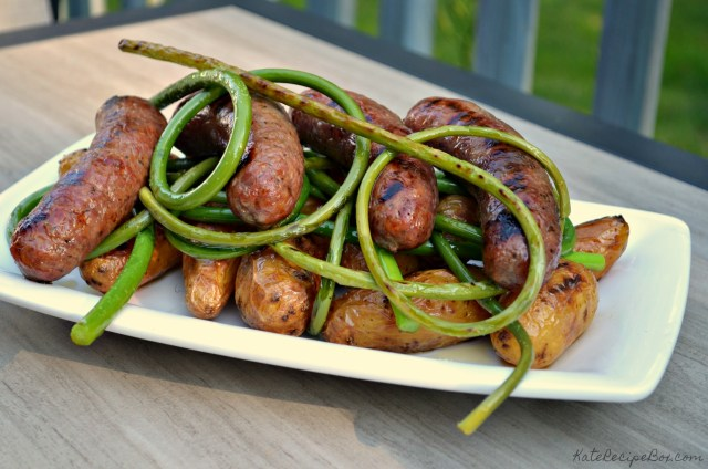 Grilled Sausage 1